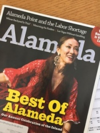 Best of Alameda 2017 magazine cover