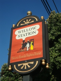 photo of new sign