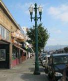 Park Street Streetscape