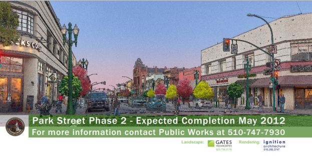 Park Street Streetscape Project