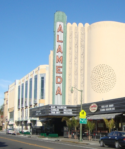 Alameda Movie Theater And Cineplex
