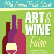 Park Street Art & Wine Faire 2012