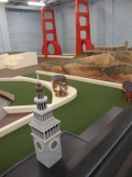 San Francisco Waterfront, Subpar Mini Golf