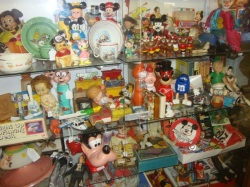 Lost City Antiques Disney collection