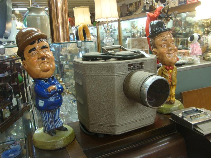 Alameda's Park Street Antiques Brings Back the Good Old Days