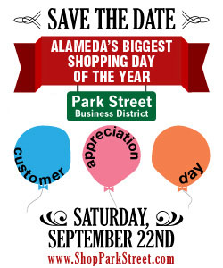 Customer Appreciation Day, Park Street Alameda