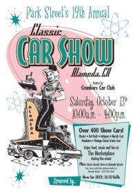2012 Park Street Classic Car Show, Alameda