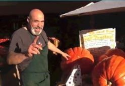 Giant Pumpkin Contest, Dan's Fresh Produce