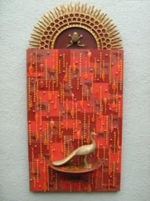 Jon Kerpel art exhibit, Alameda Free Library