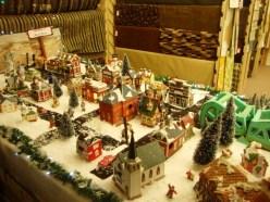 C&M Upholstery Winter Village