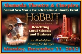 The Hobbit New Year's Eve, Alameda Theatre