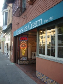 Tucker's Ice Cream, Alameda