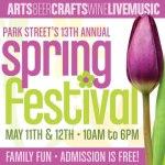 Park Street Spring Festival in Alameda