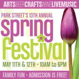 link to Park Street Spring Festival in Alameda