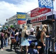 Park Street Spring Festival, Alameda