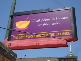 Thai Noodle House of Alameda