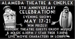 Theatre 5-Year Anniv