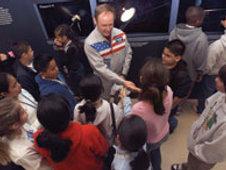 NASA Ames visit
