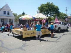 Alameda Mayor's Fourth of July Parade