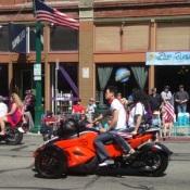 Spyder-Rentals.com, Alameda