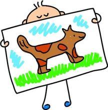 Dog Bone Alley Coloring Contest