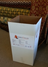 Equipped 4 Success Collection Bin