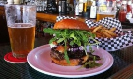 Scolari's burger, Alameda