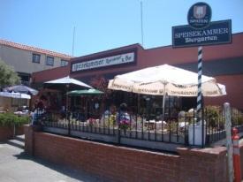 Speisekammer patio, Alameda