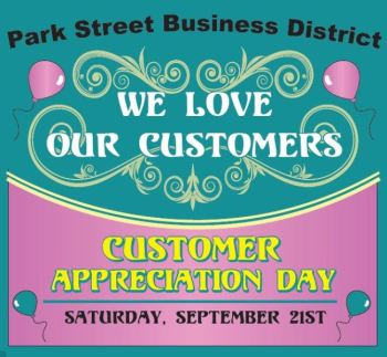 Customer Appreciation Day 2013, Alameda