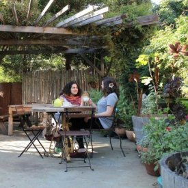 Julie's Coffee & Tea Garden, Alameda