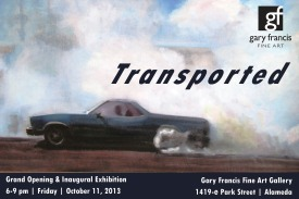 Gary Francis Fine Art Gallery opening, Alameda