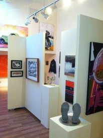 Gary Francis Fine Art Gallery, Alameda opening exhibit