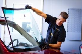 GlassTek windshield replacement, Alameda