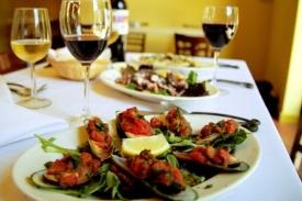 Cera Una Volta, dinner in Alameda