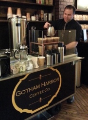 Gotham Harbor Coffee, Alameda