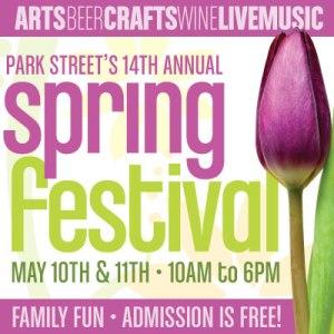 Alameda's Park Street Spring Festival 2014
