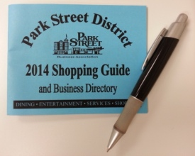 2014 Park Street Alameda Shopping Guide