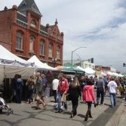 Alameda Park Street Spring Festival