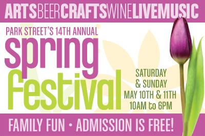 Park Street Spring Festival 2014