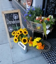 Dandelion Flowers and Gifts, Alameda
