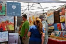 Park Street Art & Wine Faire vendor