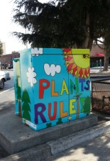 Power Box Art in Alameda