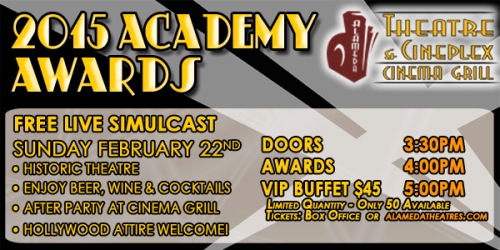 Academy Awards at the Alameda Theatre & Cineplex