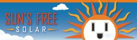 Suns Free Solar, Alameda