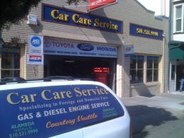 Car Care Services, Alameda