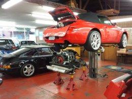 German Auto Repair, Alameda