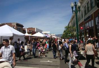 Downtown Alameda Spring Festival