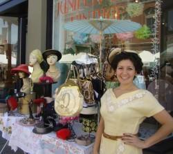 Downtown Alameda street fair