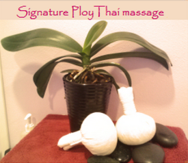 PloyThai signature massage