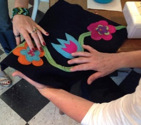 Craft Night at The Sewing Room in Alameda